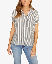Mod Striped Shirt