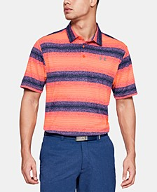 Men's multi stripe Playoff Polo