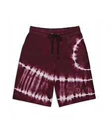 MVP Collections Tie-Dye Drawstring Short