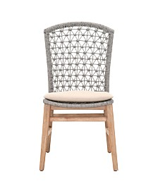 Essentials for Living Lace Dining Chair Set of 2