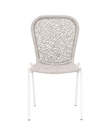Essentials for Living Weave Stacking Chair Set of 4