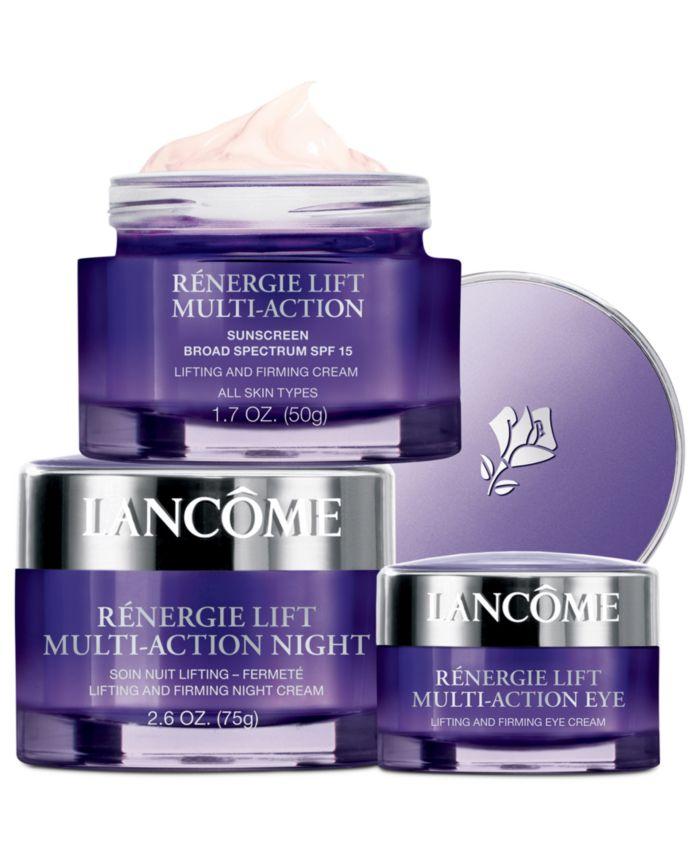 Lancôme Rénergie Lift Multi-Action Collection & Reviews - Skin Care - Beauty - Macy's