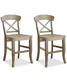 Counter Stool, 2-Pc. Set (2 Counter Stools)