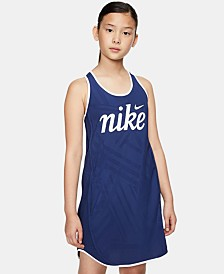 Nike Big Girls Moisture Wicking Soccer Top Dress