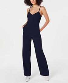 Trina Turk Sleeveless V-Neck Jumpsuit