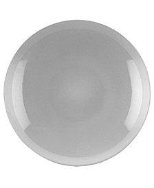 Donna Karan Lenox Dinnerware, Matte & Shine Slate Dinner Plate