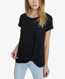 Sanctuary Sunny Days Twist-Front T-Shirt