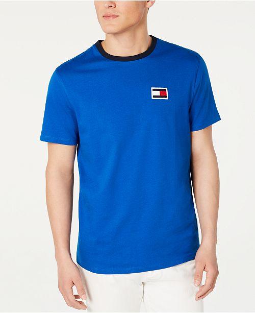 Tommy Hilfiger Men's Logo Graphic T-Shirt