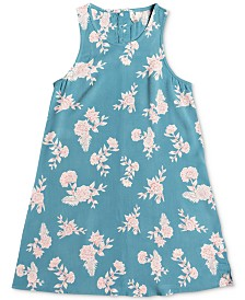 Roxy Big Girls Floral-Print Dress