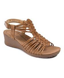 Trudy Wedge Sandals
