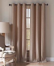 "Keighley 54"" x 96"" Linen Curtain Set"