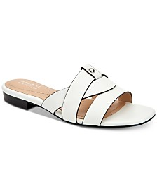 Alfani Women's Packerr Flat Sandals, Created for Macy's