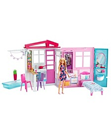 Doll, House, Furniture and Accessories