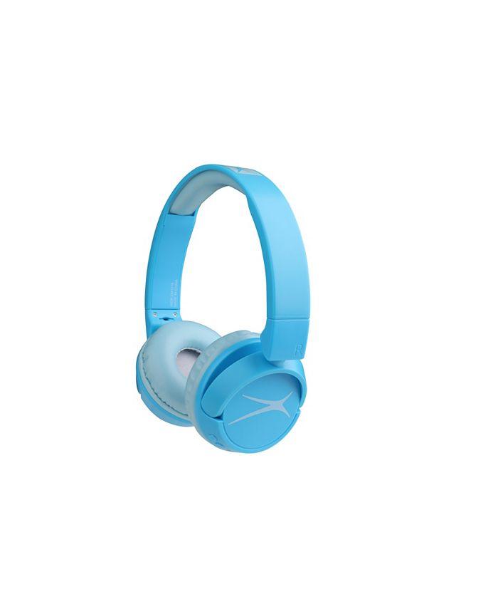Altec Lansing - Kid Friendly 2-In-1 Headphones