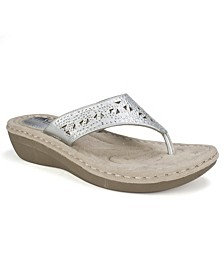 Carlotta Comfort Thong Sandals