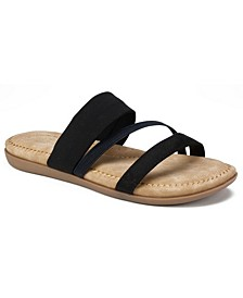 Farris Strappy Flat Sandals