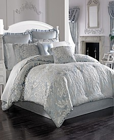 Five Queens Court Faith King Comforter Set