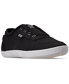 Women's BOBS-B Cute Gore Slip-On Casual Sneakers from Finish Line