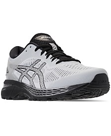 Asics Men's GEL-Kayano 25 Wide Width Running Sneakers from Finish Line