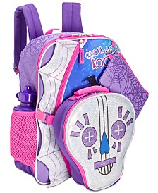 Accessory Innovations Little & Big Girls 5-Pc. Vampirina Graphic Backpack Set