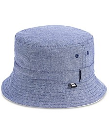 Men's Reversible Chambray Hat