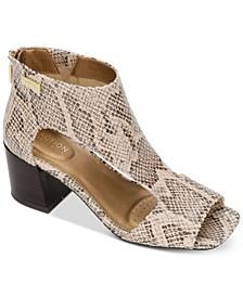 Women's Mix Cutout Sandals