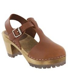MIA Madeline Swedish Clogs