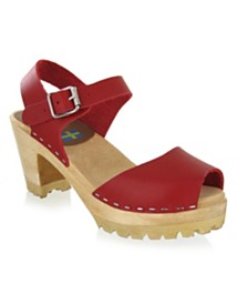 Mia Greta Swedish Clogs