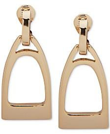Lauren Ralph Lauren Clip-On Drop Earrings