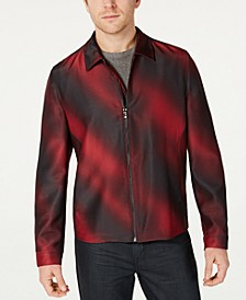 Men's Spread Collar Jacket, Created for Macy's