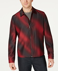 Alfani Men's Spread Collar Jacket, Created for Macy's