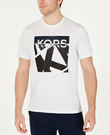 Michael Kors Men's Logo Graphic T-Shirt