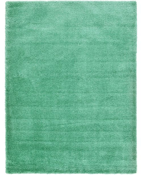 Bridgeport Home Jiya Jiy1 Seafoam Green 9' x 12' Area Rug