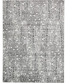 Bridgeport Home Politan Pol2 Gray 9' x 12' Area Rug