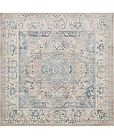 Caan Can1 Tan 8' x 8' Square Area Rug