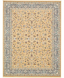 Bridgeport Home Zara Zar1 Tan 10' x 13' Area Rug