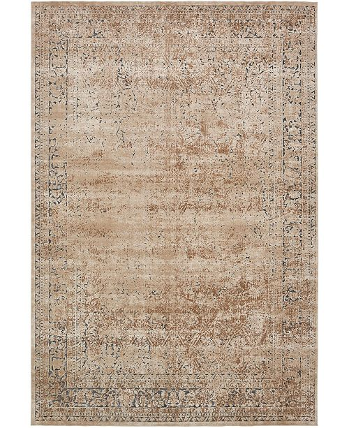 "Bridgeport Home Odette Ode3 Beige 10' x 14' 5"" Area Rug"