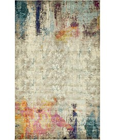 "Bridgeport Home Crisanta Crs8 Beige 10' 6"" x 16' 5"" Area Rug"