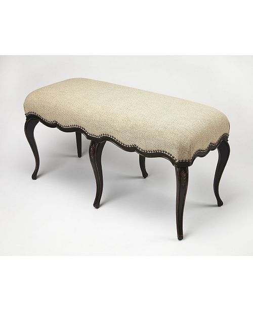 Butler Specialty CLOSEOUT! Butler Michelline Cafe Bench