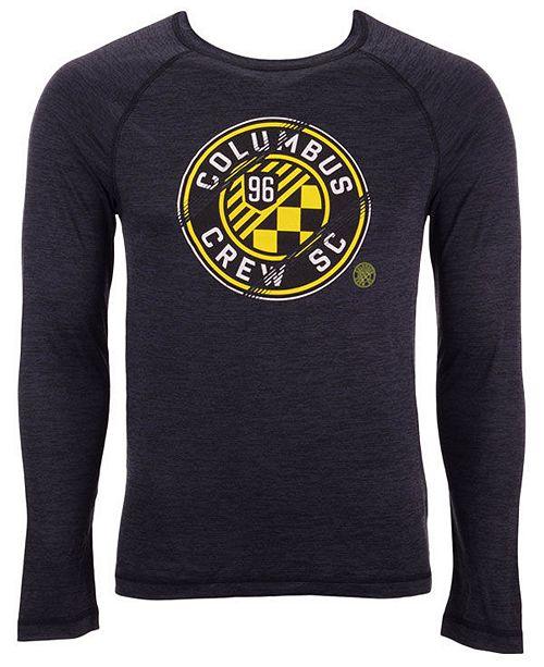 d301cfec05f5 ... Majestic Men's Columbus Crew SC Vital To Success Long Sleeve T-Shirt ...