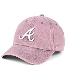 '47 Brand Atlanta Braves Snow Cone Strapback Cap
