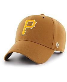 '47 Brand Pittsburgh Pirates Carhartt MVP Cap