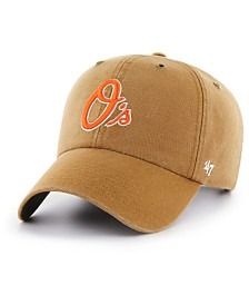 '47 Brand Baltimore Orioles Carhartt CLEAN UP Cap