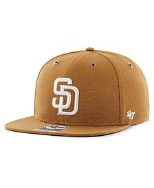 '47 Brand San Diego Padres Carhartt CAPTAIN Cap