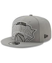 wholesale dealer bd77c 746ab New Era New York Knicks Light It Up Gray 9FIFTY Snapback Cap