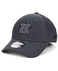 Houston Astros Graphite Pop 39THIRTY Cap