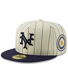 New York Giants World Series Patch 59FIFTY Cap
