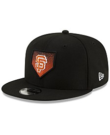 New Era San Francisco Giants Lil Plate 9FIFTY Cap