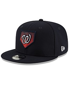 New Era Washington Nationals Lil Plate 9FIFTY Cap
