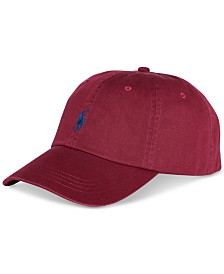 Polo Ralph Lauren Men's Pony Logo Hat